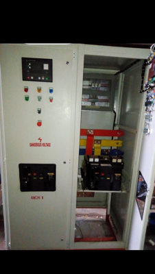Ats With Air Circuit Breaker