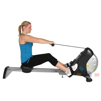 Rowing Fitness Exercise Machine