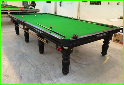 English-Style Professional Marble Billiard Board