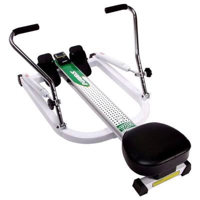 Small Rowing Fitness Machine