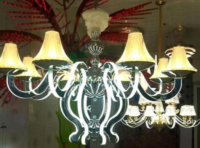 Orient Crystal Chandelier