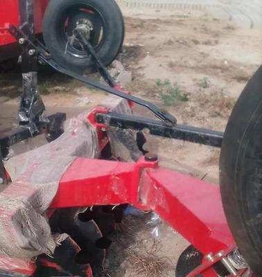 Disc Plough 5 Furrow With Tyres