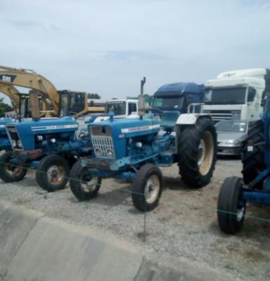 Tractors (FORD 500 AND FIAT 640,)