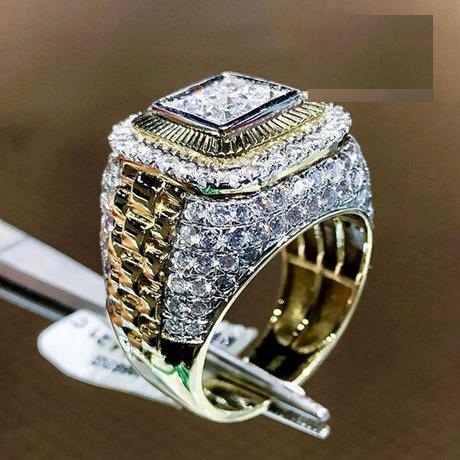 Men Luxury Ring