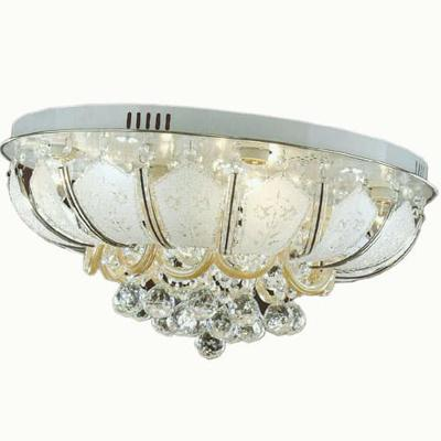 Flush chandelier ligh
