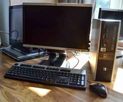 Desktop Computers( Hp, Dell E.T.C)